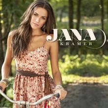 COVER ART- Jana Kramer Debut Album